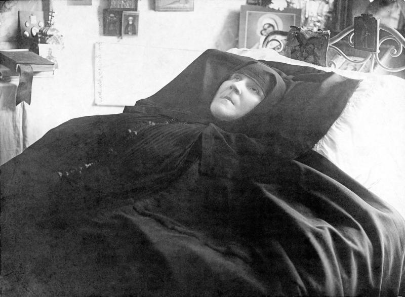 Преподобномученица Мария (Лелянова)