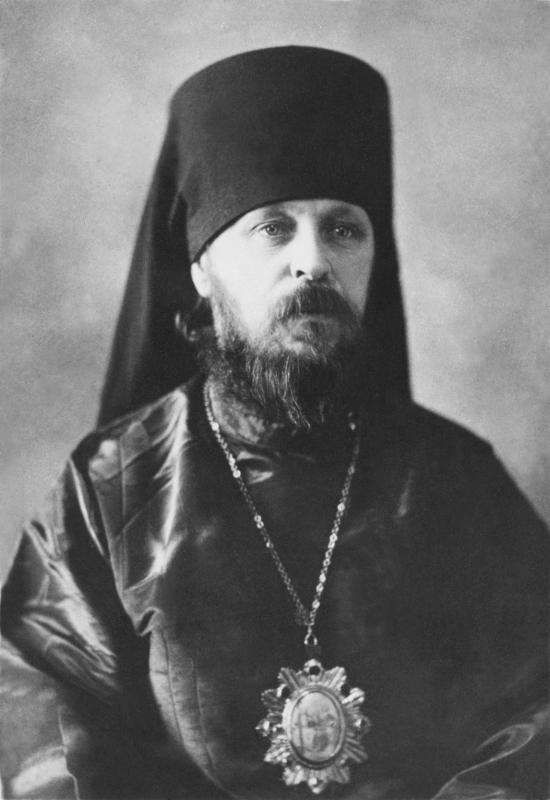 Священноисповедник Виктор (Островидов)