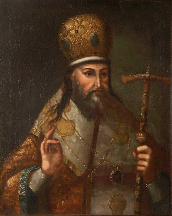 Митрополит Арсений (Мацеевич)