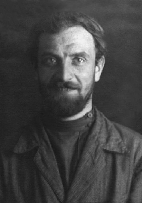 Священник Василий Крылов. Москва, тюрьма НКВД. 1937 год